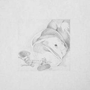 Blog Toby Jug drawing