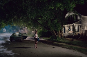 Gregory Crewdson, 2003, Untitled (Maple Street) [pigmented inkjet print]