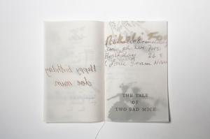 Trace book